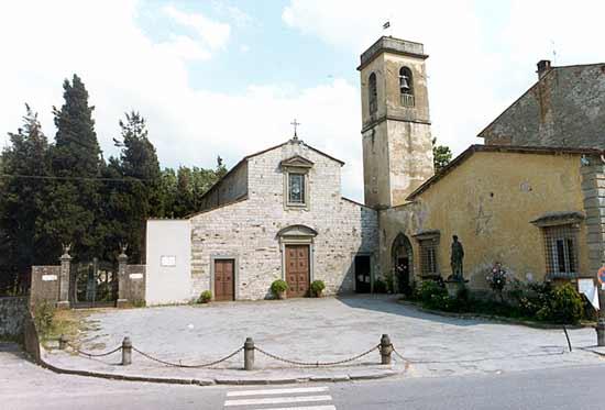 pronto intervento San Piero a Sieve