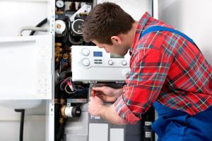 Riparazione e manutenzione caldaia