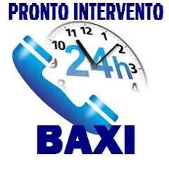 Pronto intervento caldaie Baxi