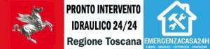 pronto intervento idraulico Toscana 24/24