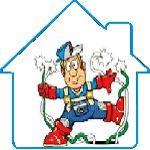 pronto intervento elettrico riparazione  corto circuito impianto casa