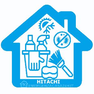 Pulizia condizionatori Hitachi