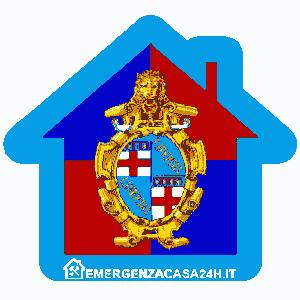 Stemma Bologna Hitachi AC Emergenza Casa 24 H